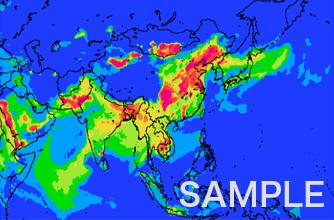 PM2.5大気汚染予測